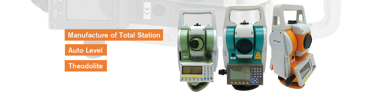 China best Total Station on sales
