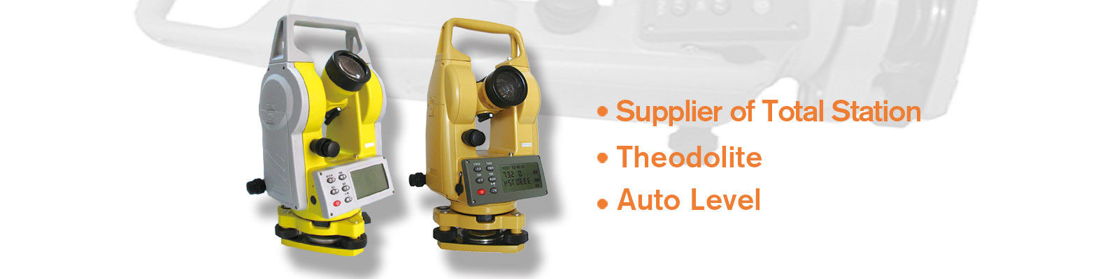 China best Parts Of Total Station on sales