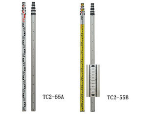 China TC2 Telescopic Leveling Staff supplier