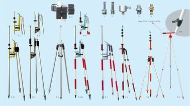 China Prism Pole with Bipod supplier