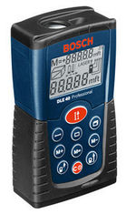 China Bosch Laser Distance Meter DLE40 supplier