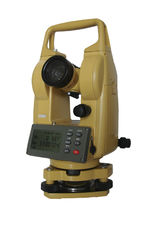 China Mato Brand GET202 Electronic Digital Theodolite for Surveying Instrument factory