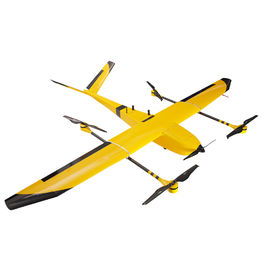UAV Mapping Drone Long range aerial survey fixed wing uav mapping drone