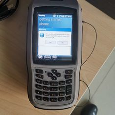 China Full keyboard for Howay Brand GPS Handheld Howay T17 with Windows System factory