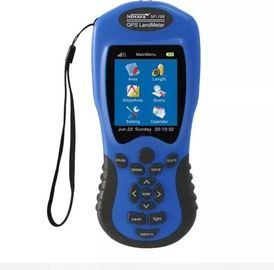China Industrial Handheld GPS Device Land Meter NF198 with Blue / Black Color factory