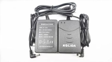 China Black Origin Battery Charger , Large Capacity Battery Charger For Kolida Theodolite factory