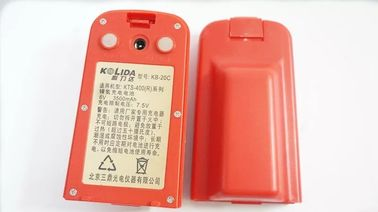 China Kolida High Durability Digital Theodolite Bttery Parts with Red Color factory