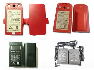 China Kolida Theodolite batteries with Various Color Digital Theodolite Parts High Efficiency Square Shape factory
