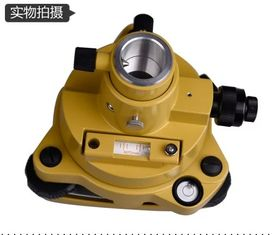 China Topcon Theodolite, sokkia Digital Theodolite Parts Connecting parts Yellow Color factory