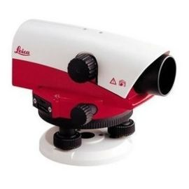Leica Na700 Automatic Level Machine Red / White Color for surveying instrument