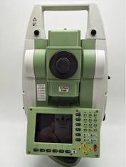 Bluetooth Integrated Used Robotic Total Station Leica TCRP1201+ Modern Surveying Instruments