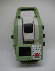 Used Surveying Instrument Leica TS50 0.5'' Accuracy R1000 Robotic Used Total Station