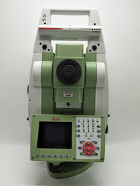 Second Hand Total Station Bluetooth Leica TS15 With 1 Second Accuracy