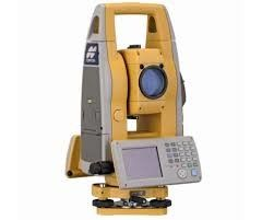 China TOPCON Total Station GPT-7505 Used Promotion for surveying instrument factory