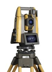 China New Model TOPCON GT1001 reflectoless Robotic Total Station for surveying instrument factory