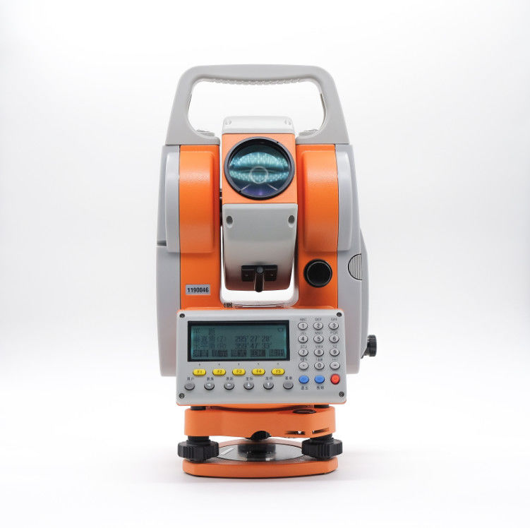 Mato brand MTS-602R Reflectorless total station  Measuring Instruments Orange Color surveying instrument supplier