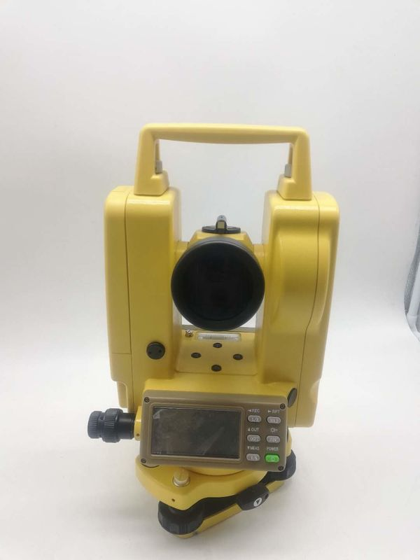 South Brand DT02 Electronic Digital Theodolite high Accuracy with Yellow Color supplier