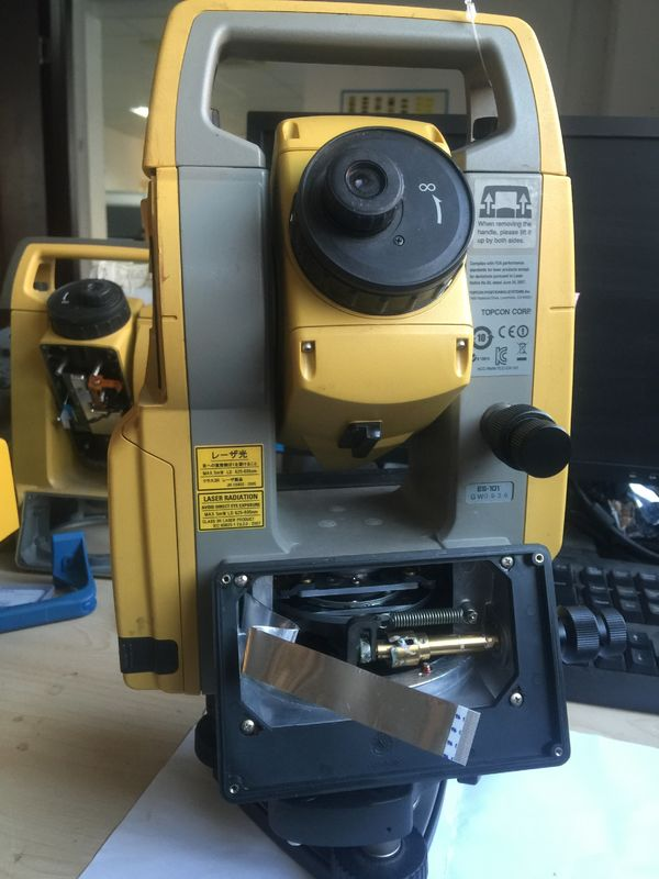 Total Station Repair service Topcon ES101 ES series mainboard repair