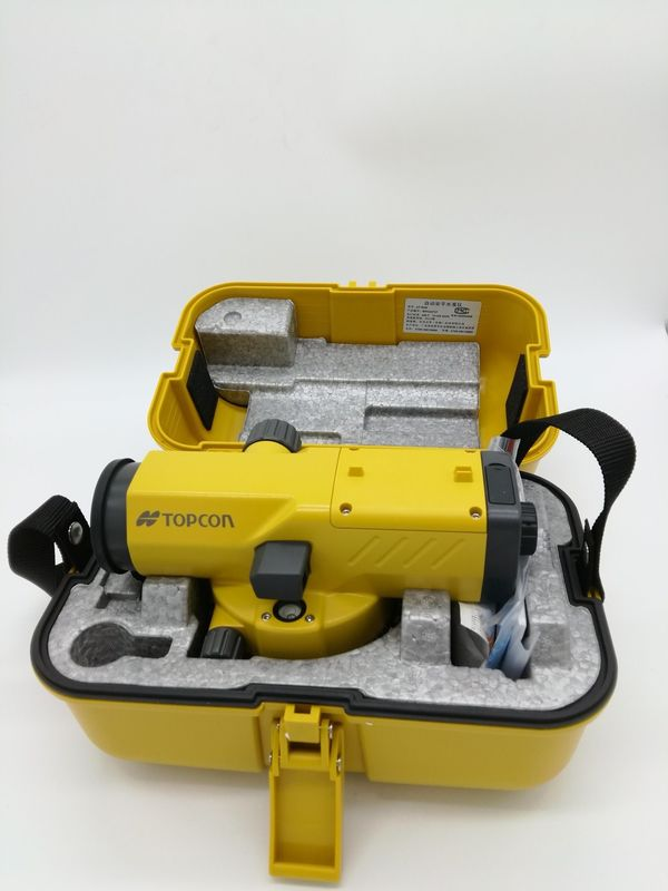 Topcon Brand New Model AT-B4A Automatic Level with Yellow Color