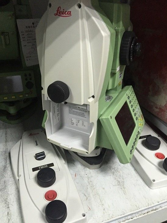 Total station repair service Leica TM30 TM50 Instrument water inlet maintenance