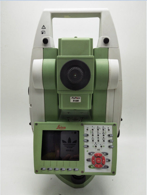 Leica TS15 Used Surveying Instrument R1000 Reflectorless Total Station