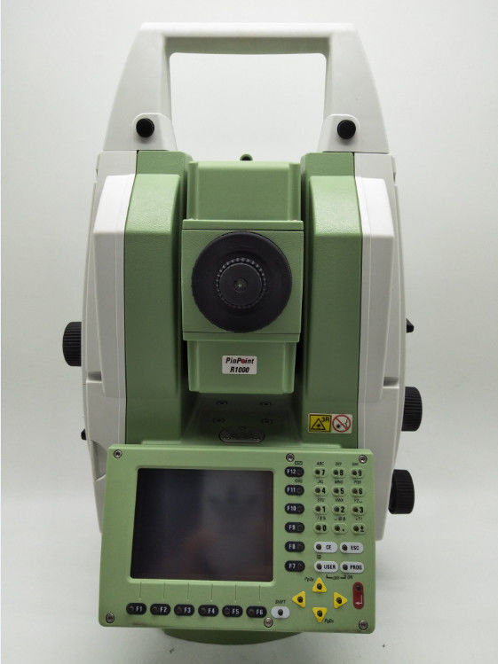 "TS30 Leica Total Station Second Hand 0.5"" Angular Accuracy High Performance supplier"