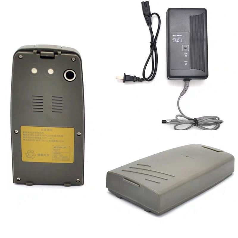 Total Station Battery Topcon TBB-2 Battery For Topcon 102N Total Station