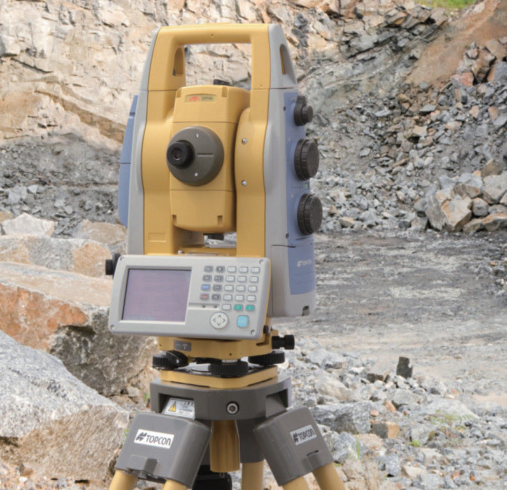 TOPCON IS301 New Robotic Reflectorless Total Station For Surveying Instrument