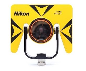 Nikon Type Prism with Holder and Target