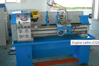 Engine Lathe (CQ6232ER(with Circular Arc Headstock)