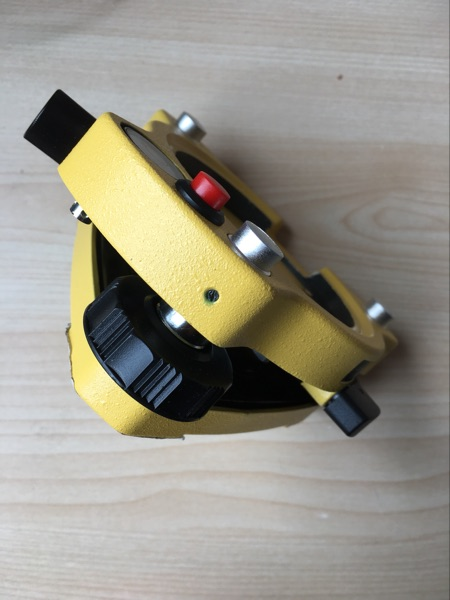 Total Station Accessories Total Station Tribrach With Optical Plummet